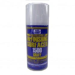 Mr Surfacer 1500 gris spray 170 ml